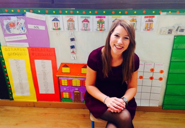 Entrevista a una mestra d'educació infantil